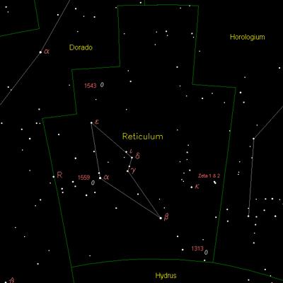 Exra Terrestrials From Zeta Reticuli In Reticulum Constellation